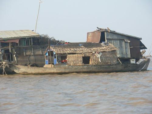 Siem Reap-Battambang - bateau (7)