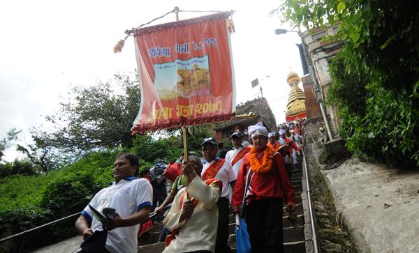 Dipankha Yatra 2013-16