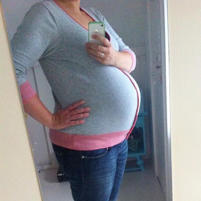 39+2 weken zwanger