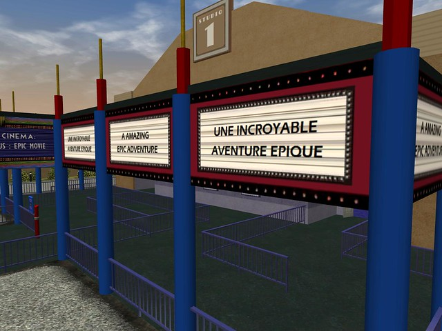 Miramar Studios Park - Captain Fabulous : Epic Movie