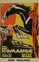 New Zealand Railways publication - The Romance of the Rail 1928