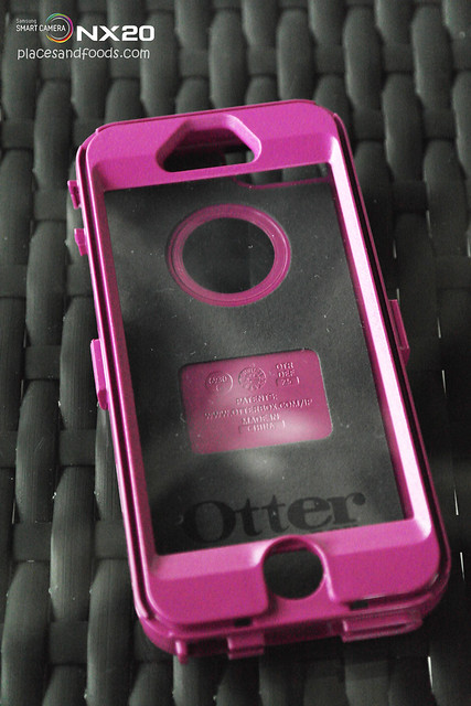 otterbox defender iphone5 bare casing