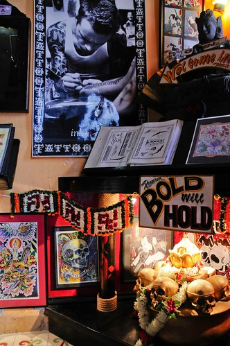 Inkadelic, Ibiza tattoo studio