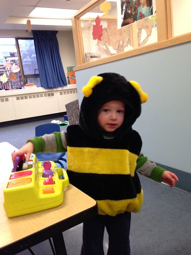 Happy Halloween Honeybee