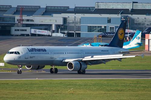 A321 - Airbus A321-231