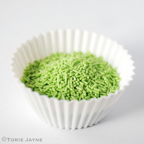 Green sugar strands