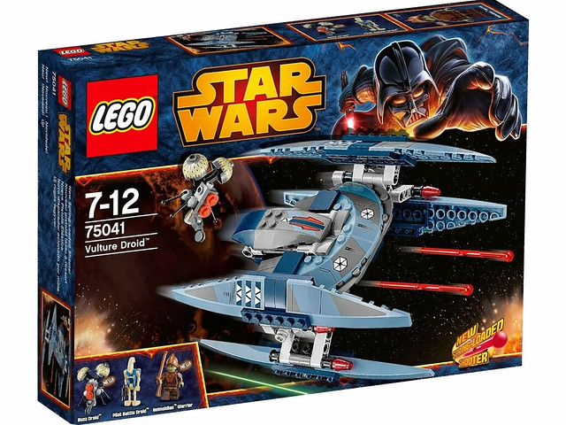 LEGO Star Wars 75041 - Vulture Droid