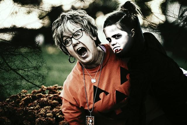 Grandma & Vampire Cambree