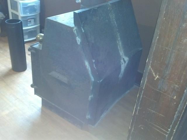 I Got A Free Wood Stove Need Installation Advice