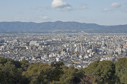 【写真】2013 紅葉 : 将軍塚大日堂/2020-07-26/IMGP3329