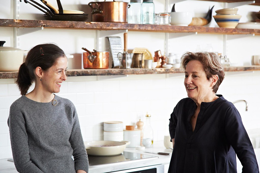 Alice Waters on Food52