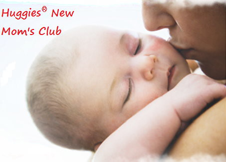 huggies new mom's club