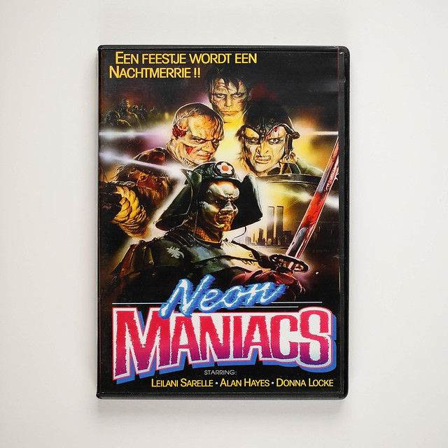 Header of neon maniacs