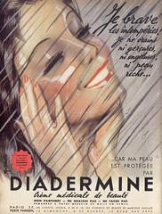 Diadermine Marie-Claire n°100 - 3 févier 1939