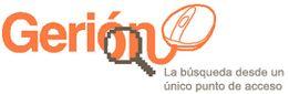 Logo del buscador Gerión
