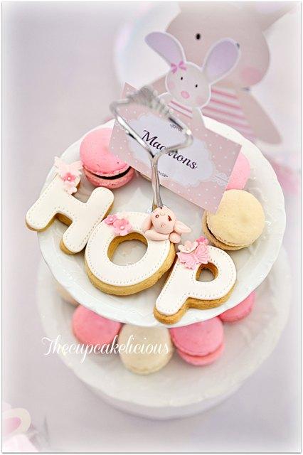 bunny themed dessert spread (4)