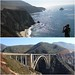 Shot Bixby Bridge in Big Sur by daveynin