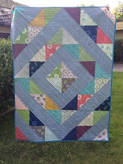 HST quilt from Sewing Summit 2013