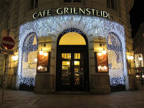 Cafe Griensteidl