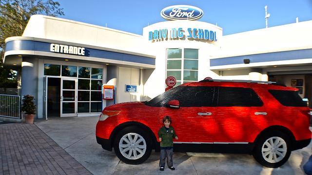 Legoland Florida, Ford Explorer