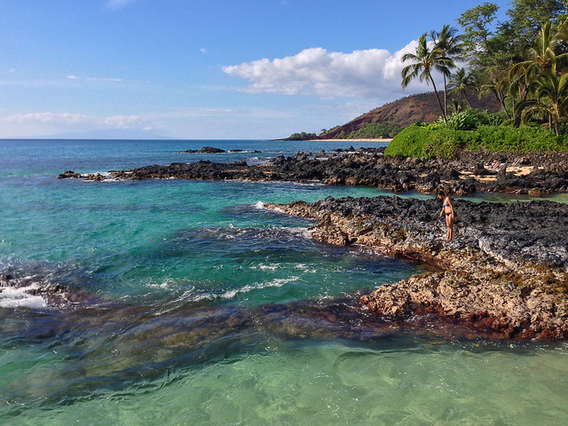 Secret Cove/pa'ako Beach Maui