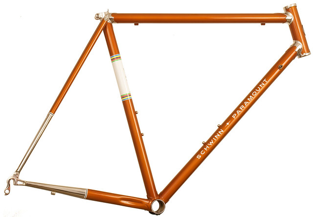 Schwinn Paramount in Coppertone with Classic Stay Tip Masking