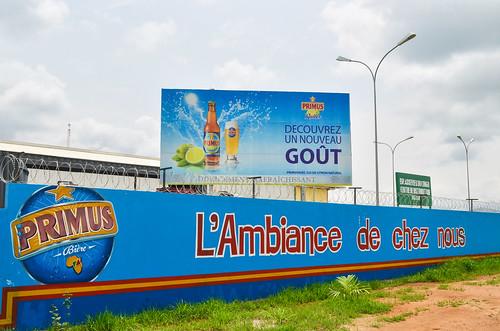 Primus beer, Congo