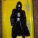 Darth Vader knockoff Star Wars doll figure full view