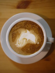 Today's latte, Dolphin Browser.