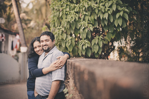 Emily and Vinit · Couple Photoshoot at Parra