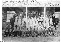 Port Gawler North School (Two Wells) 1886