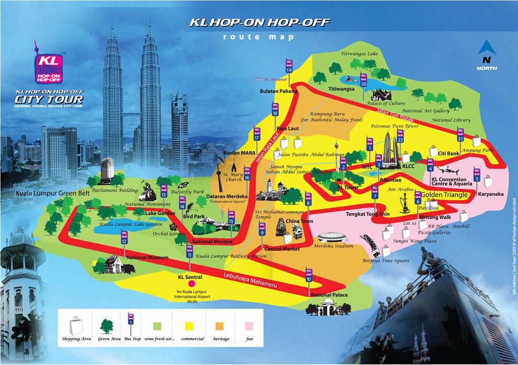 Visit Malaysia Year 2014 Postcard From Kuala Lumpur