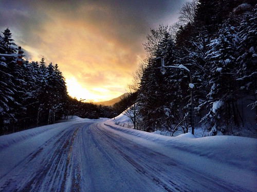 road winter snow japan hokkaido hokkaidoprefecture uploaded:by=flickrmobile flickriosapp:filter=nofilter
