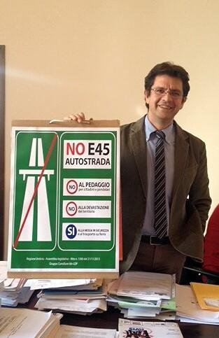Dottorini NO E45 autostrada 2