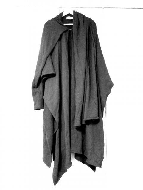 yohji yamamoto pour homme fw12 multi-layered cape
