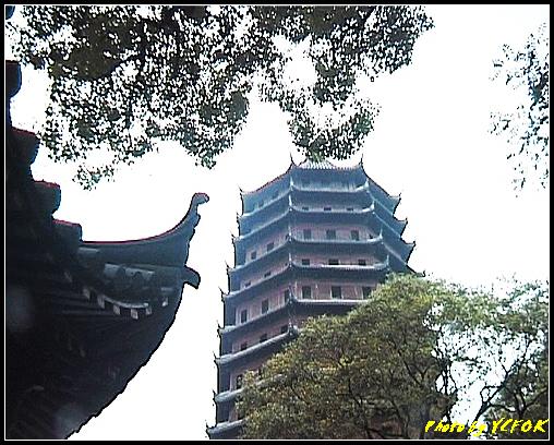 杭州 錢塘江 - 018 (六和塔)