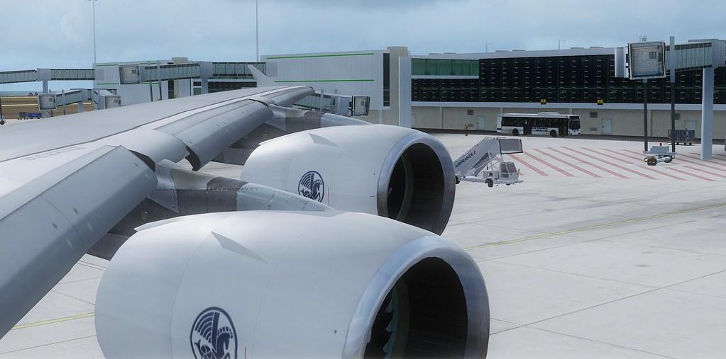 pilote virtuel forum de simulation a 233 rienne fs9 flight report afr276 lfpg