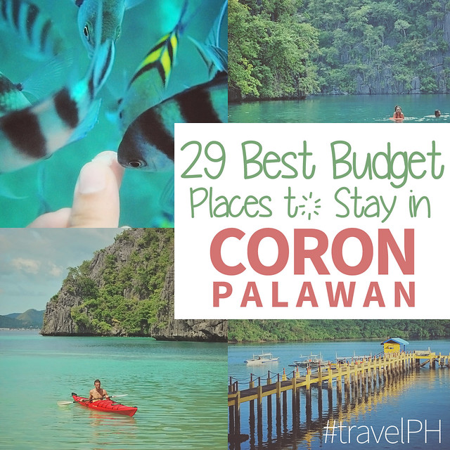 Cheap Accommodations Coron: Budget Hotels And Lodgings