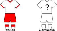 Uniforme Selección Itapúa Poty de Fútbol