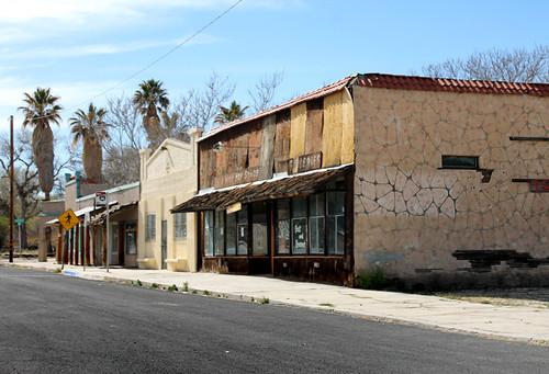 Abandoned Highway 80