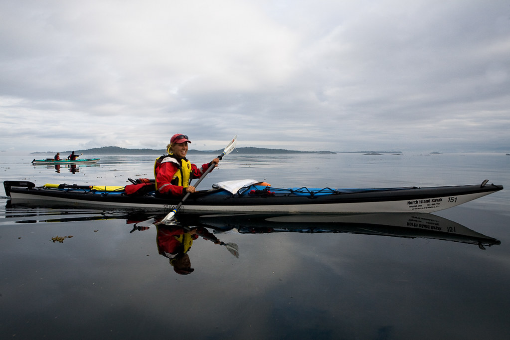 Canoe trip, British Colombia, Yukon, Canada, 2008