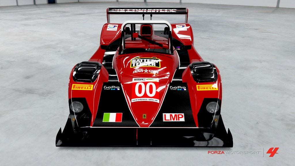 Ferrari F333SP Battery Tender By Scuderia Nova Star Racing