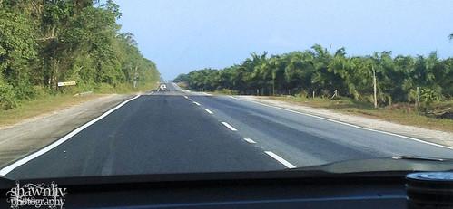 From Johor Bahru to Mersing