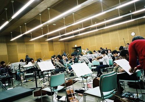 Ensemble Labo. Kumamoto practice