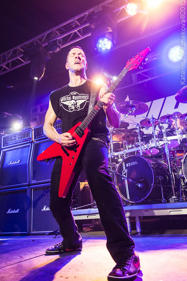Annihilator, Feast in Moscow