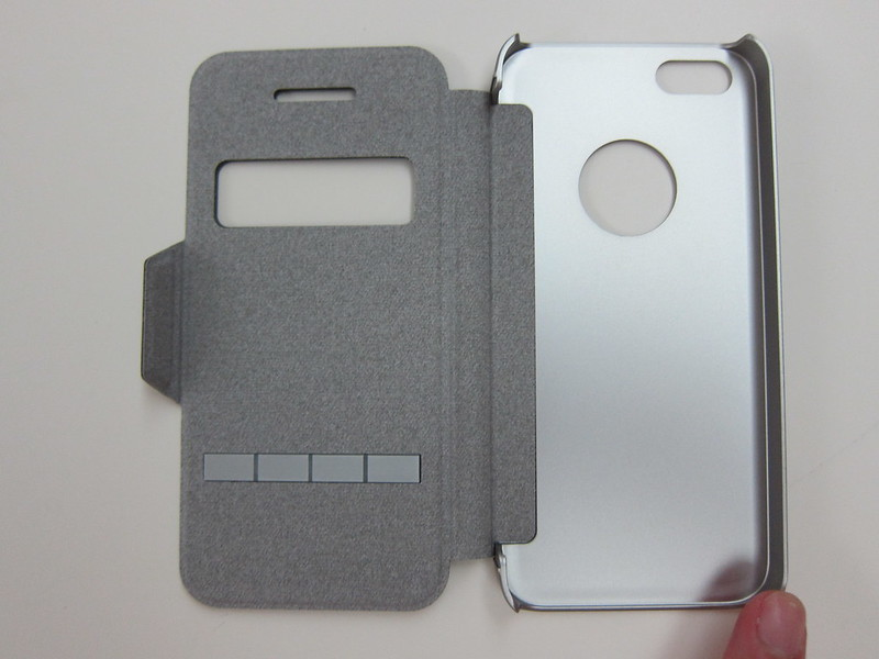 Moshi SenseCover for iPhone - Open