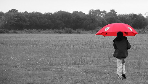 Red Brolly.