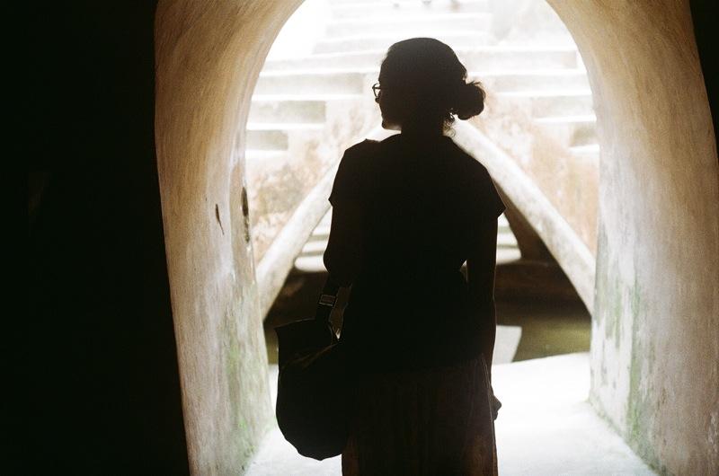 Walk Through Water Castle