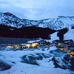 Arapahoe Basin at Dawn