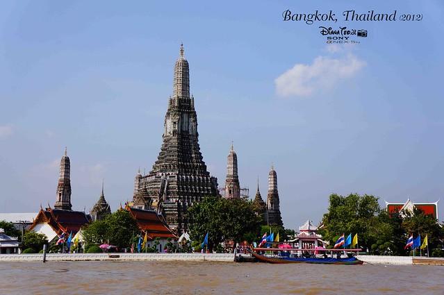 Day 3 Bangkok, Thailand - Chao Phraya River Cruise 02